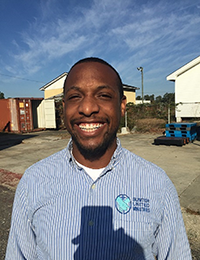 Travis Kinley, Emergency Shelter Director