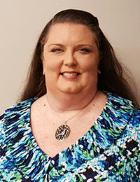 Heather Collins, Crisis Relief Staff